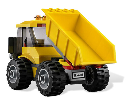 Lego Loader and Tipper #3