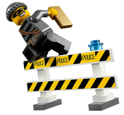 Lego High Speed Chase #3