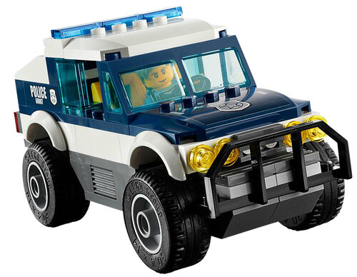 Lego High Speed Chase #4