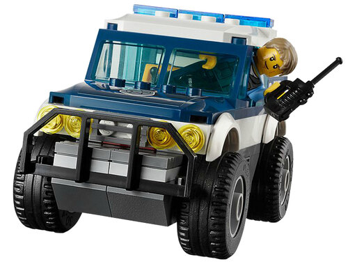 Lego High Speed Chase #5