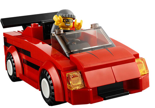 Lego High Speed Chase #6
