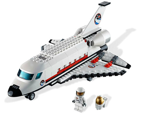 Lego Space Shuttle #5