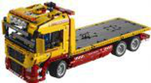Lego Flatbed Truck #3