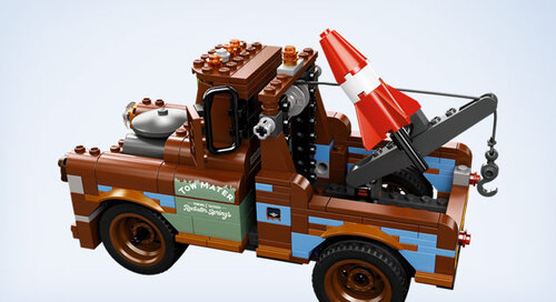 Lego Ultimate Build Mater #3