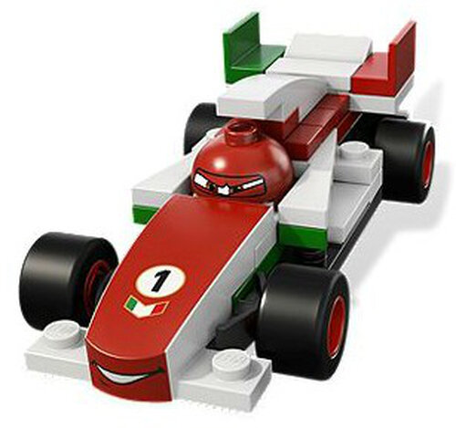 Lego Francesco Bernoulli #4