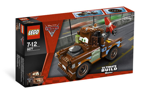 Lego Ultimate Build Mater #4