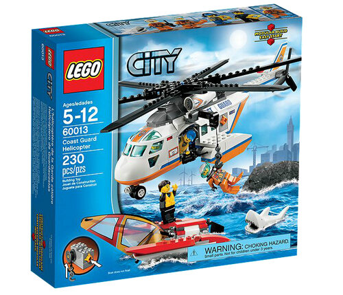 Lego Coast Guard Helicopter #6