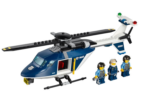 Lego Helicopter Arrest #6