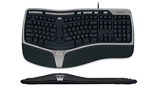 Microsoft Natural Ergonomic Keyboard 4000 - 6