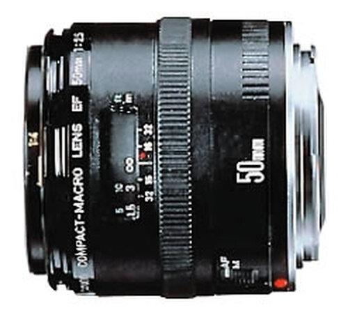 Canon EF 50mm f/2.5 Compact Macro - 2