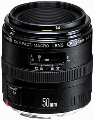 Canon EF 50mm f/2.5 Compact Macro - 3