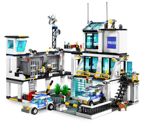 Lego Police Headquarters #2