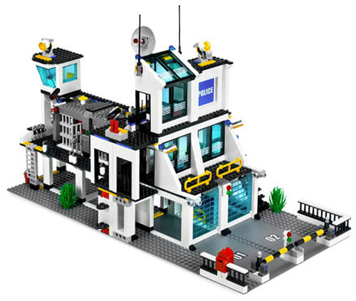 Lego Police Headquarters #3