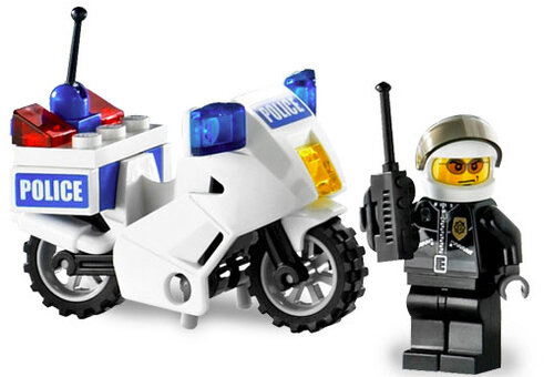 Lego Police Headquarters #4
