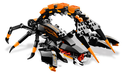 Lego Deep Sea Striker #3