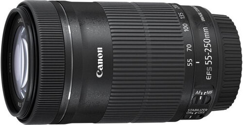 Canon EF-S 55-250mm f/4.0-5.6 IS STM - 2