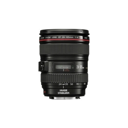 Canon EF 24-105mm f/4L IS USM - 1