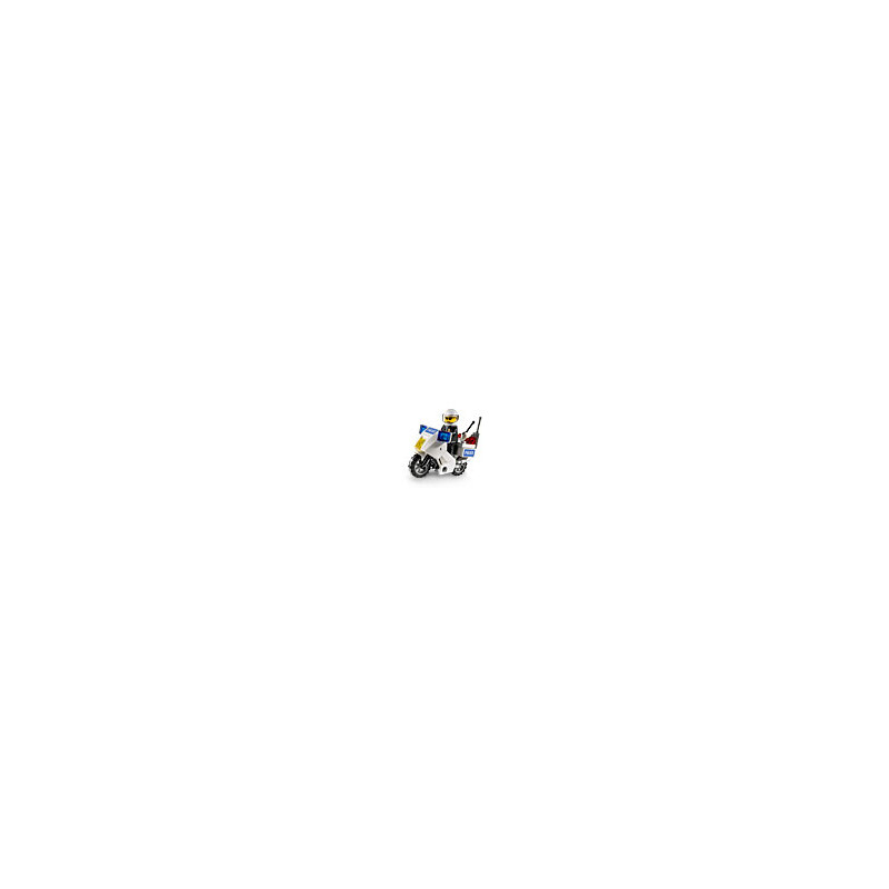 Lego Police Motorcycle #1