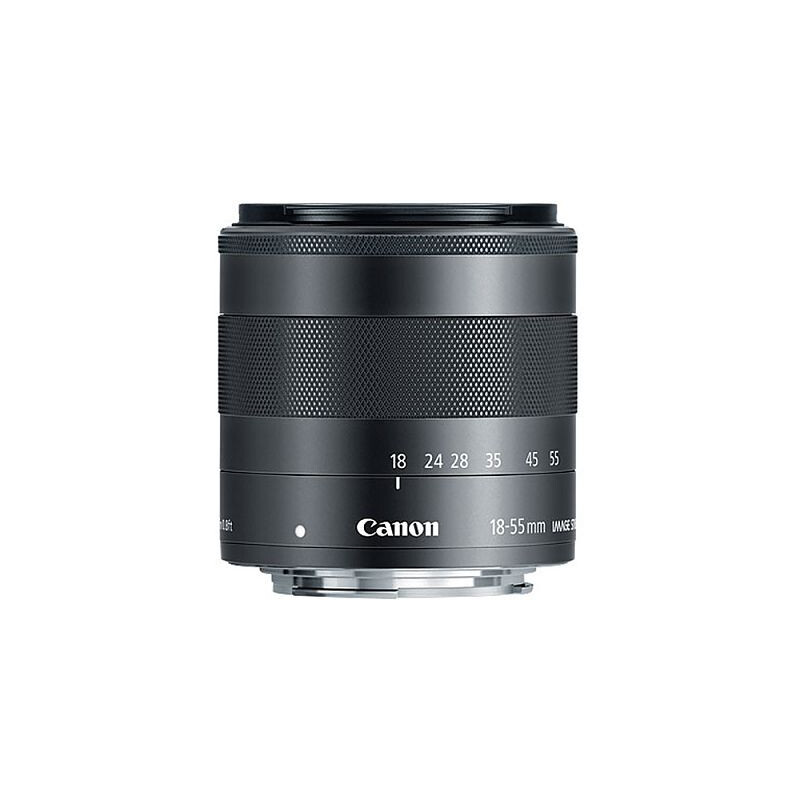 Canon EF-M 18-55mm f/3.5-5.6 IS STM - 1