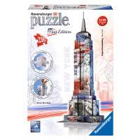 Ravensburger Empire State Building Flag Edition