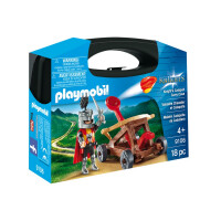 Playmobil Knights Knight's Catapult Carry Case