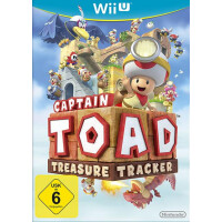 Nintendo Captain Toad: Treasure Tracker (Wii U)