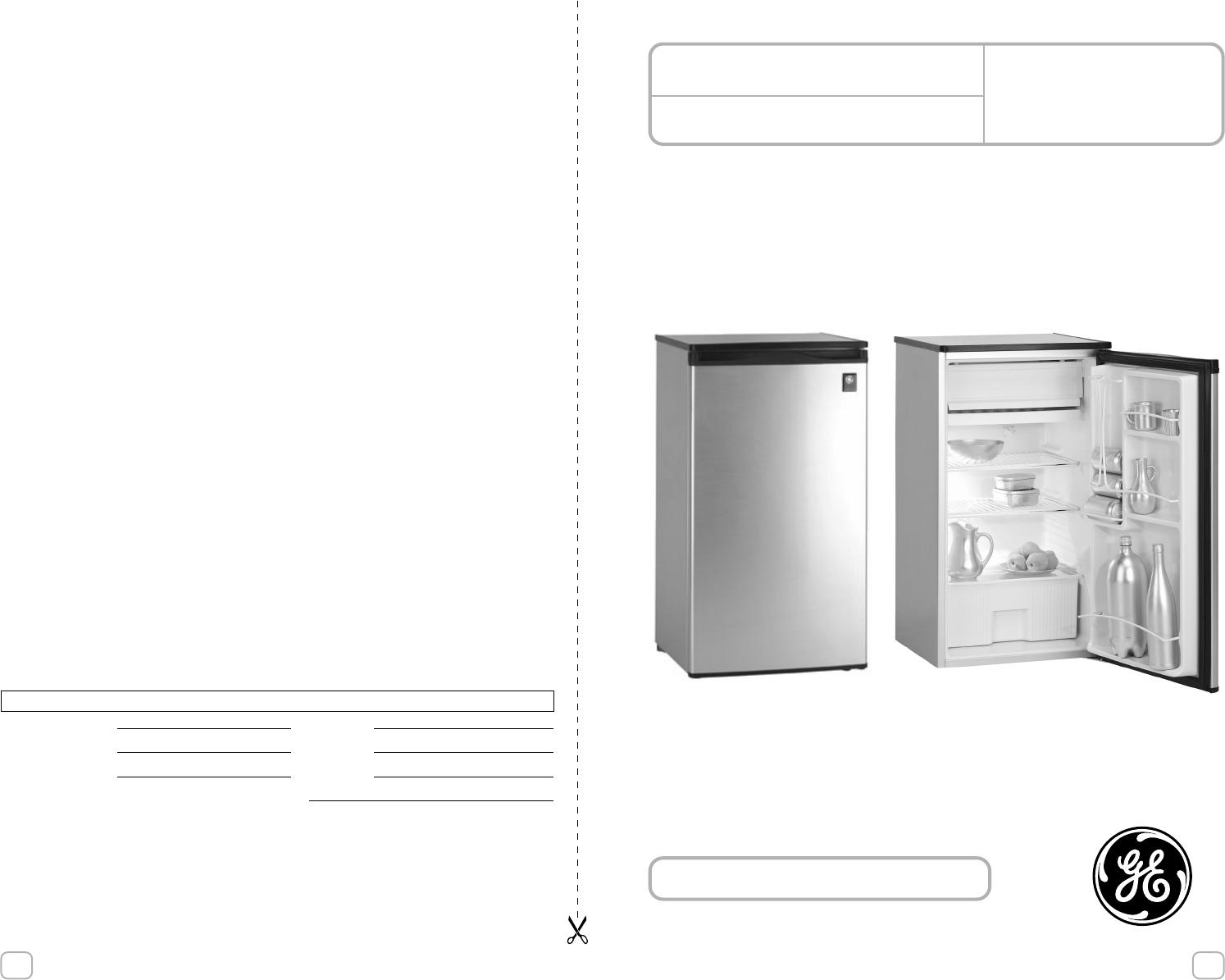GE kjøleskap dating populære dating Apps på iPhone